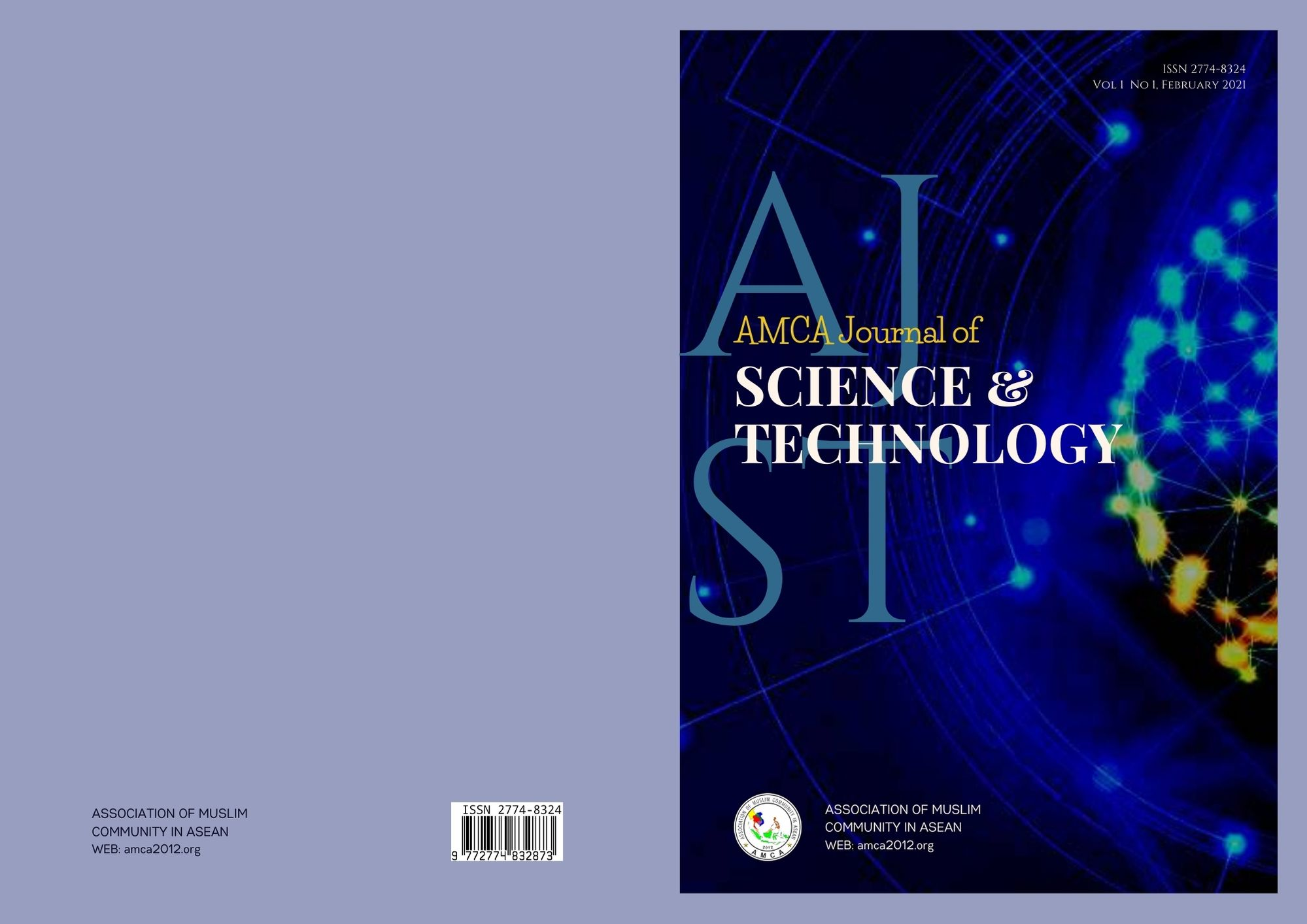 View Vol. 1 No. 1 (2021): AMCA Journal of Science and Technology